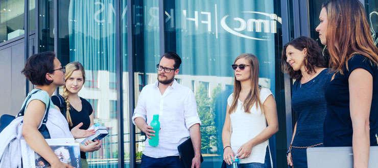 Imc fachhochschule krems master and more for Nc an fachhochschulen
