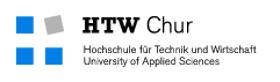 Logo HTW Chur