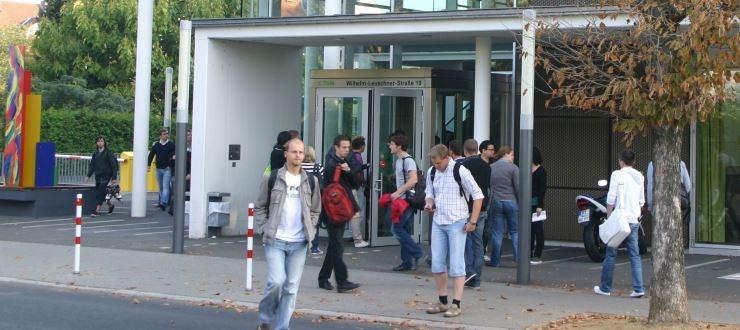 Master and more facility management friedberg deutschland for Nc an fachhochschulen