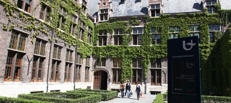Master Physics at University of Antwerp
