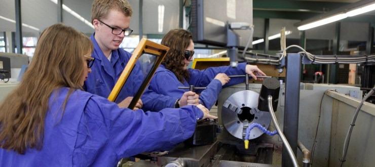 Maschinenbau venlo studium in den niederlanden for Master maschinenbau ohne nc
