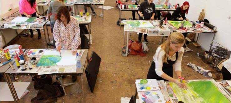 Fine Arts an der Zuyd Hogeschool