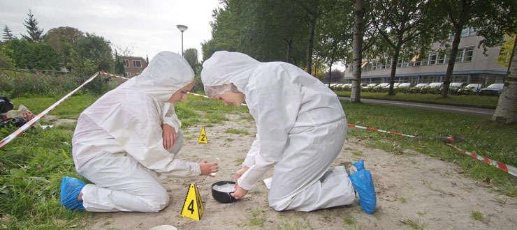 biotechnologie forensik leeuwarden studium in den niederlanden