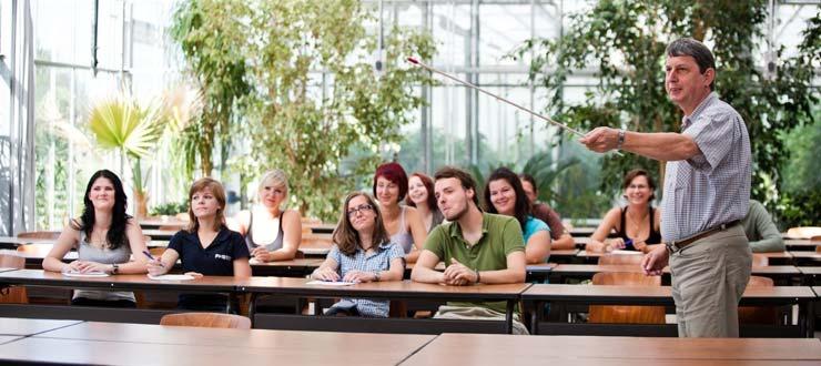 Bachelor Gartenbau an der Fachhochschule Erfu
