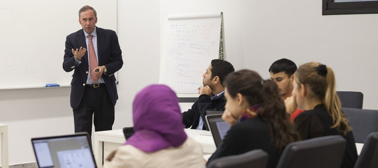 Master´s Degree in Competitiveness and Innova